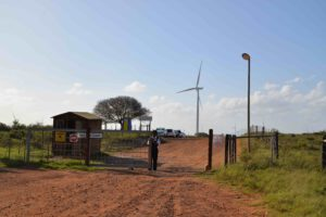 The sub-Saharan winds Developments in the African wind market