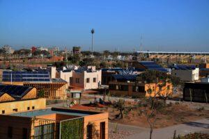 The first solar decathlon on African soil