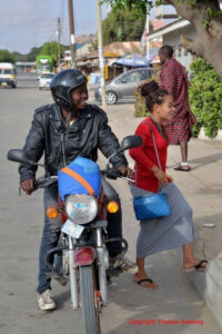 Boda Boda a mobility concept for East Africa
