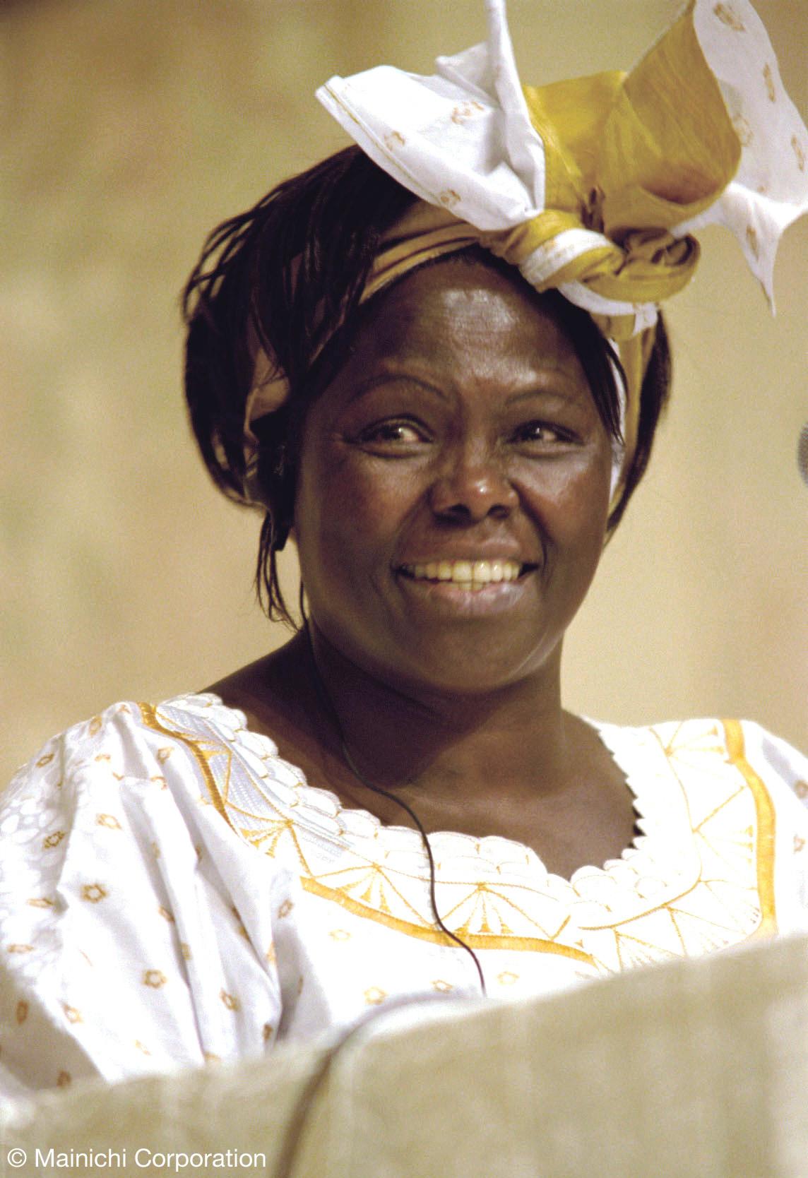 Mother of Trees – Wangari Maathai