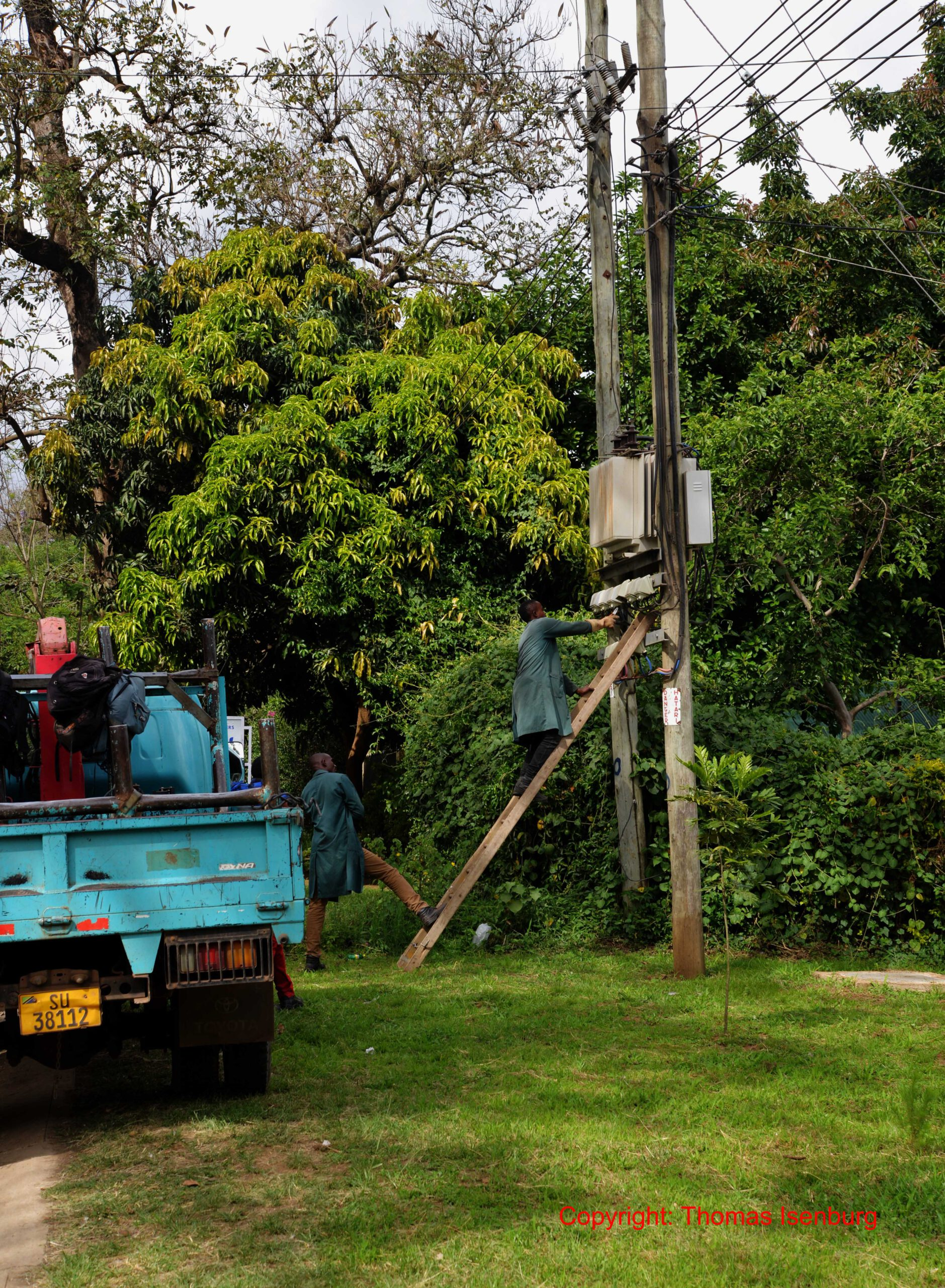 """""""Microgrids"""" from Germany for Africa"""