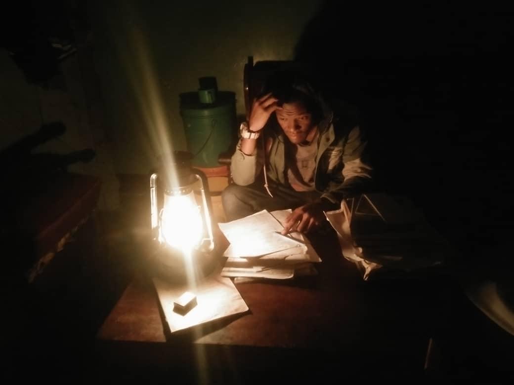 "<strong>The Adversary of Kerosene Using Device ""Kibatari""</strong>"