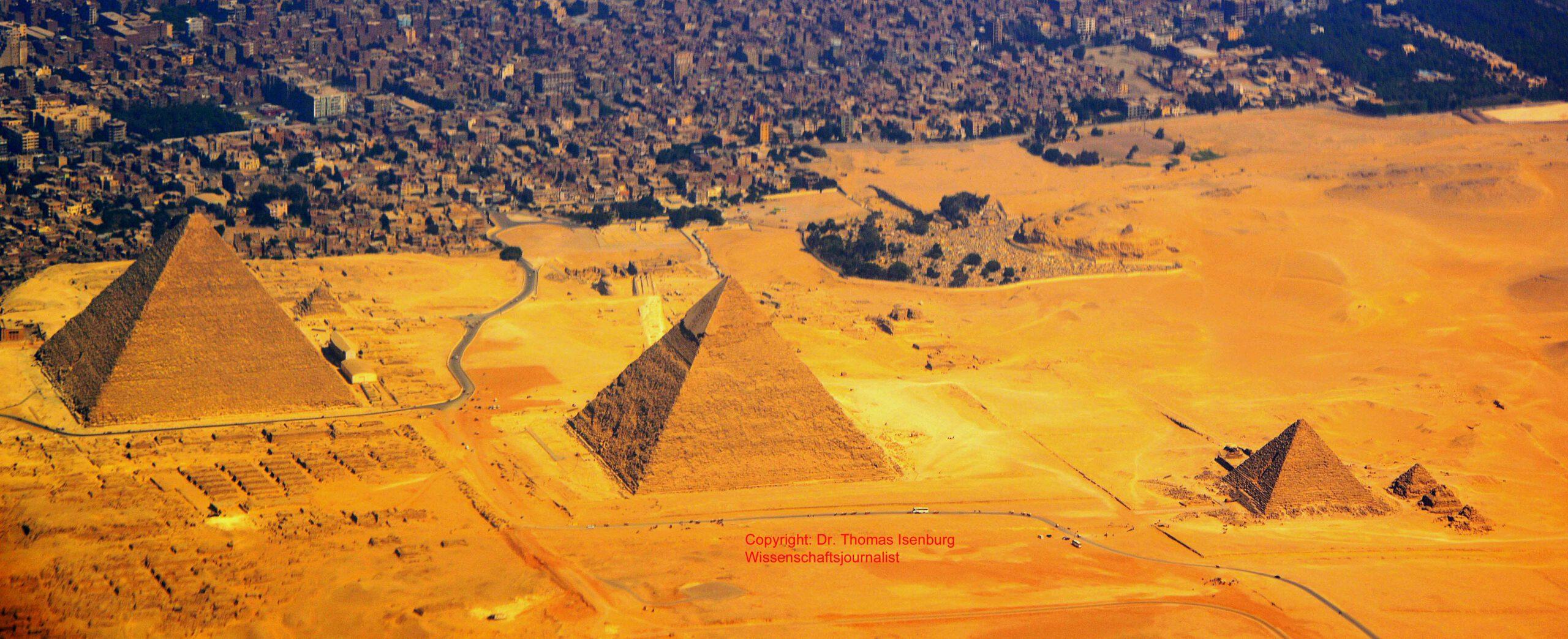 Innenansichten eines Ägypters über Ägypten von Gamal Nassar