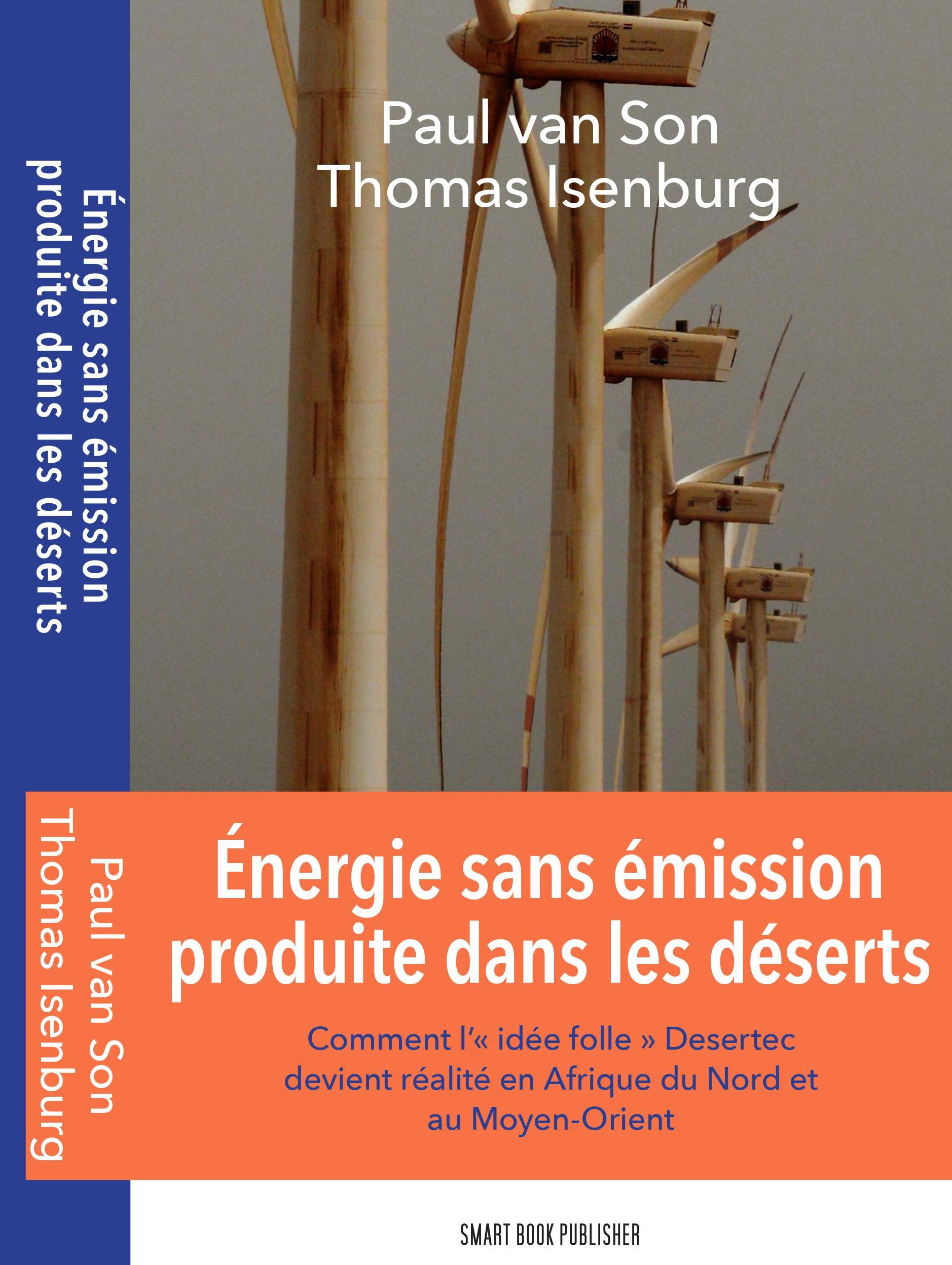 The story of desert power is now published in French